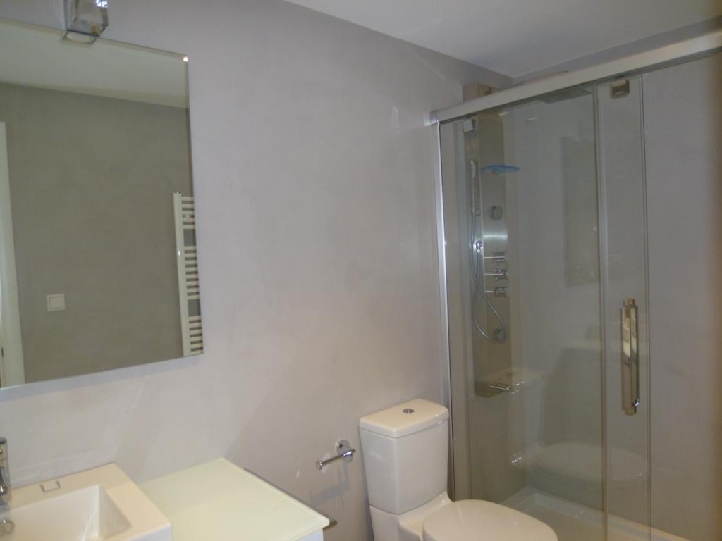 Baños Con Microcemento Fotos:Disaher Edificación